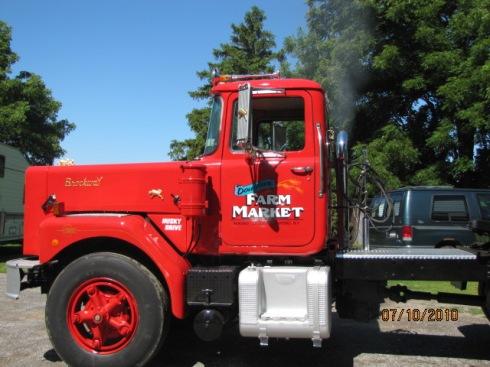 Douglas Farm Mkt. Brockway Truck (7)